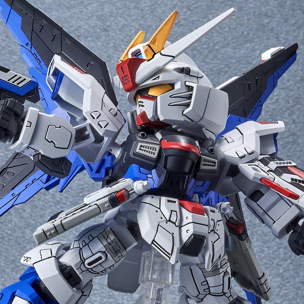 SDガンダムEXスタンダード ガンダムベース限定 ZGMF-X10A フリーダムガンダム Ver.GCP