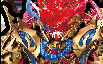 SDW HEROES  悟空インパルスガンダムDXセット