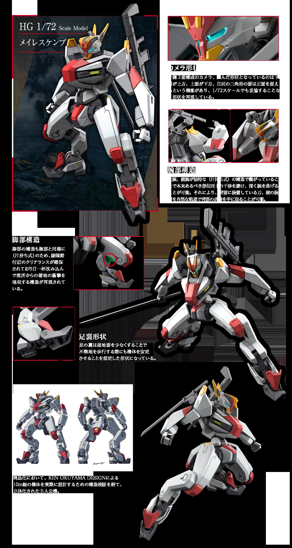 商品化において、KEN OKUYAMA DESIGNによる10m級の機体を実際に設計するための構造検証を経て、立体化された主人公機。