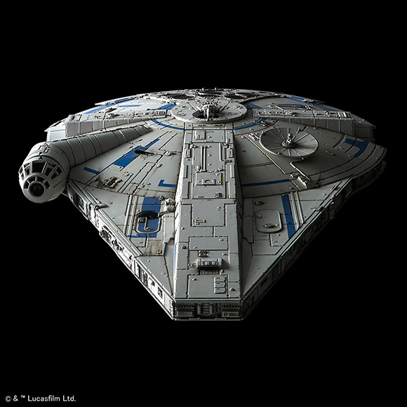 Bandai 1 144 Star Wars Millennium Fa End 1 8 2021 12 00 Am