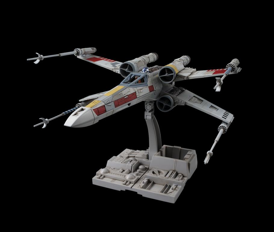 3D Metall-Modelle Xwing_starfighter_00
